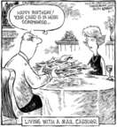 Cartoonist Dave Coverly  Speed Bump 2006-03-17 pile